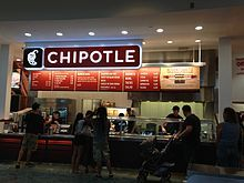 Chipotle | USA | Mexican gourmet fast service | Trends: Fast & Slow, Healthy, Authentic, Global