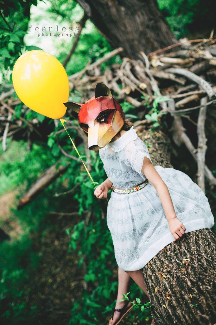Best 25+ Fox mask ideas only on Pinterest | Mask ideas, Fox ...