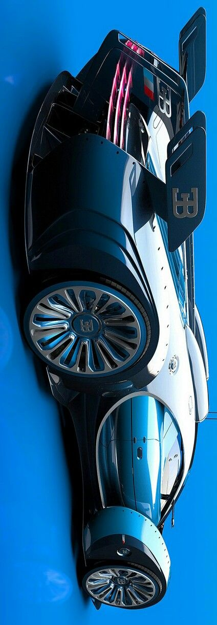 Bugatti Vision GT Concept by Levon  #RePin by AT Social Media Marketing - Pinterest Marketing Specialists ATSocialMedia.co.uk