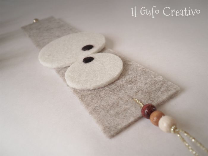 Il Gufo Creativo bookmark