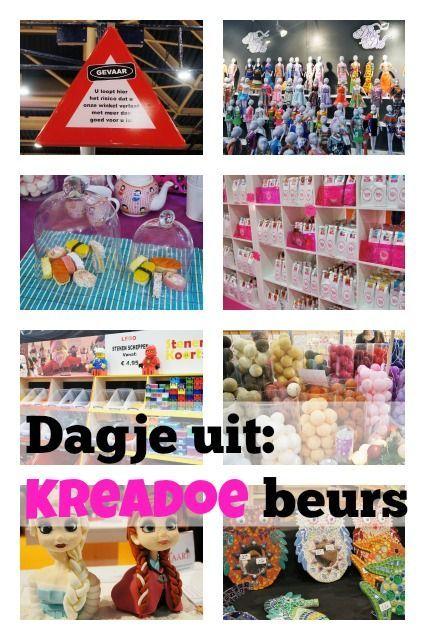 Een dagje uit naar de kreadoe beurs in de Jaarbeurs Utrecht - Mamaliefde.nl: