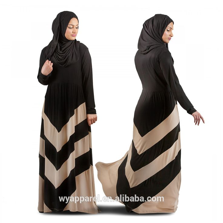 13 best Fashion muslim long dress images on Pinterest | Full length ...