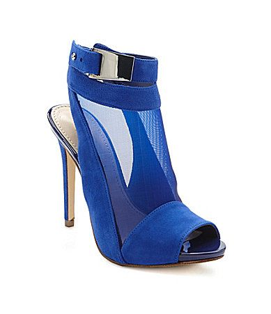 Blue Guess Adalie Shoes
