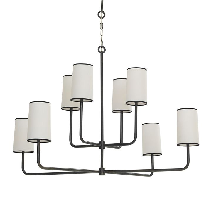 WYETH CHANDELIER<BR>[available online and in stores]