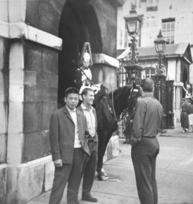Kenji Kurosaki in London