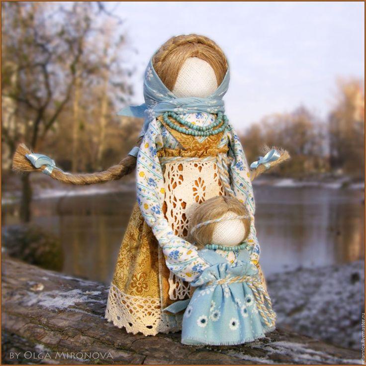 Купить Ведучка - Ведучка, народная кукла, оберег, русская кукла, тряпичная кукла, текстильная кукла