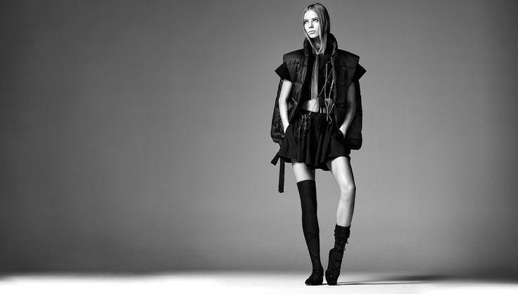 Zara Spring Summer 2017 Womenswear Campaign by Steven Meisel