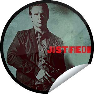 Steffie Doll's Justified Season 4 Episode 4 Sticker | GetGlue