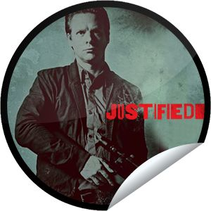 Justified Season 4 Episode 4 Deputy Marshal Gutterson may be the best shot on the force. What do you think? Share this one proudly. It's from our friends at FX.