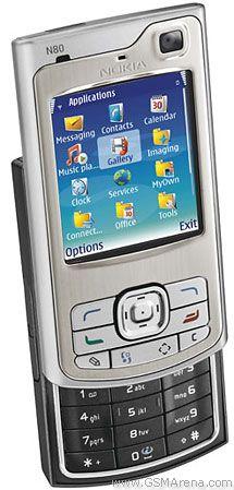 Nokia N80 (2006)