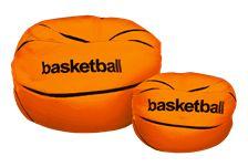 Basketball#Πουφ Poofomania #bean bag#kentima#pouf#poof#