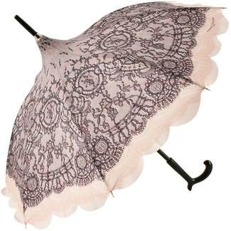 Dentelle Lace Print Sun Parasol by Chantal Thomass - Brolliesgalore