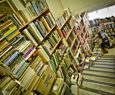 Collector's Treasury, Commissioner Street for books, LPs, crockery and other beautiful things