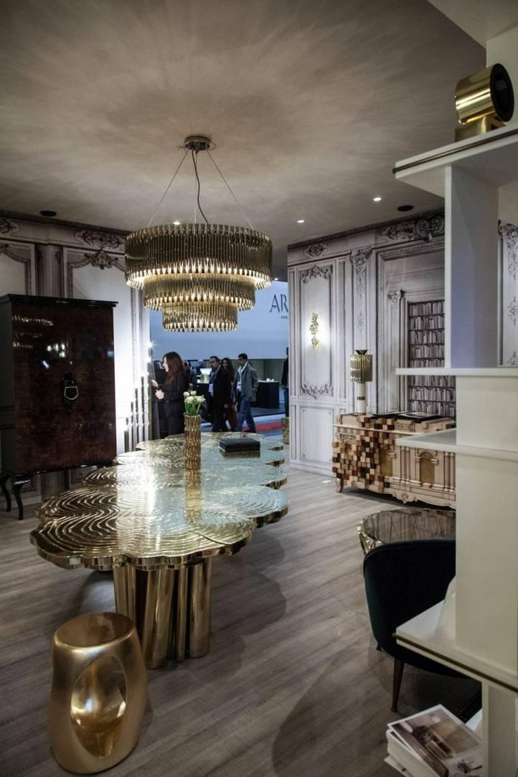 Chandeliers design and modern interior lamp