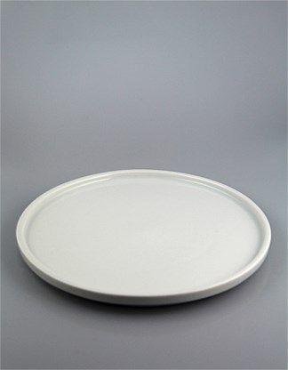 Pordamsa White Tasting Plate 20cm