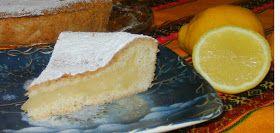 Cucina peruviana in Italia: Pie de limón