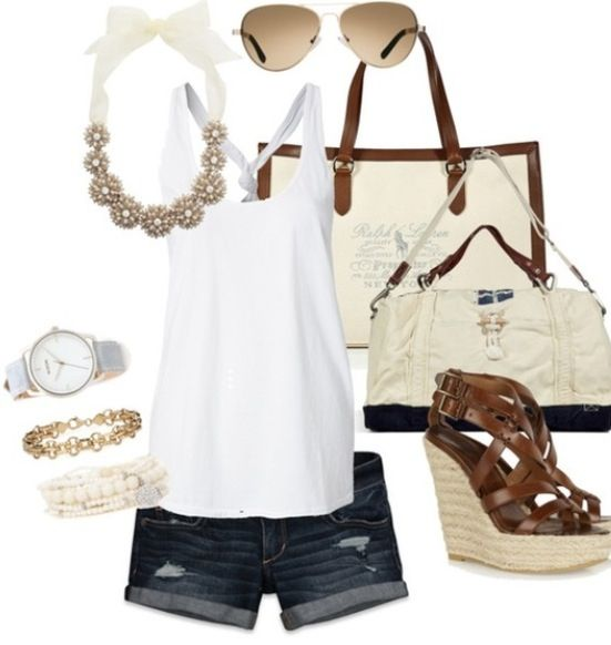 Outfit for the beach