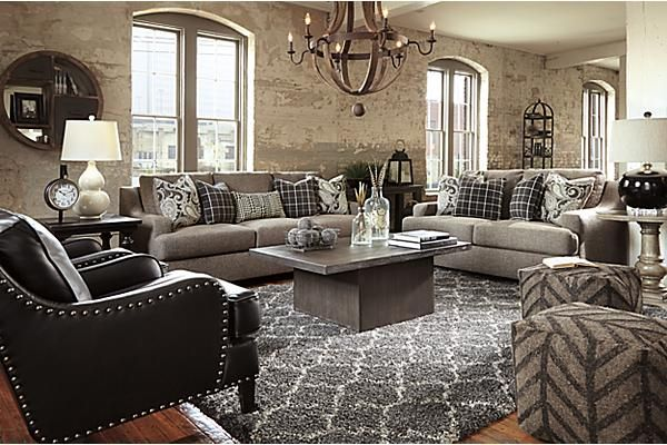 The Gypsum Sofa from Ashley Furniture HomeStore (AFHS.com).