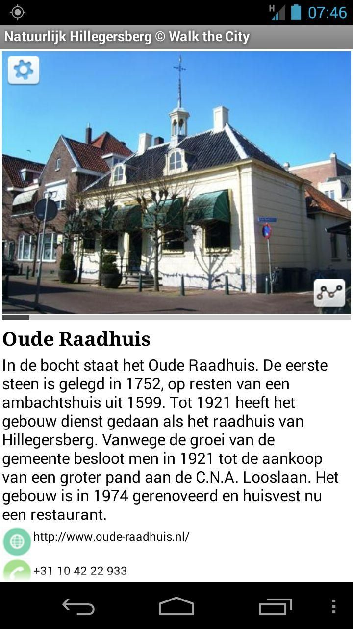 Oude Raadhuis.