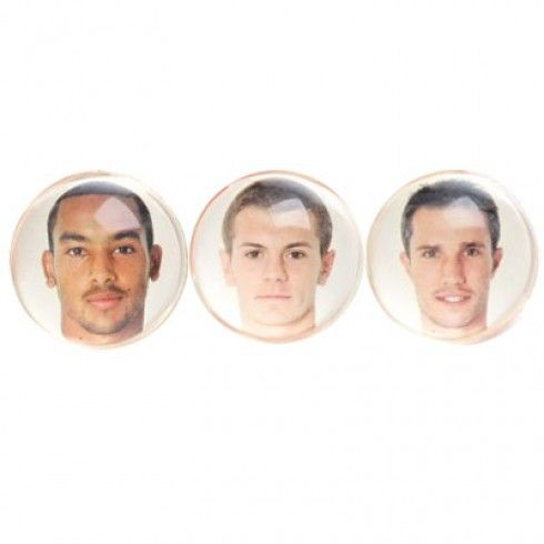 Arsenal F.C. 3pk Bouncy Balls