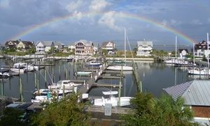 Groupon - 2-Night Stay for Two in Room 6, 7, or 8 at The Marsh Harbour Inn in Bald Head Island, NC in Bald Head Island, NC. Groupon deal price: $250
