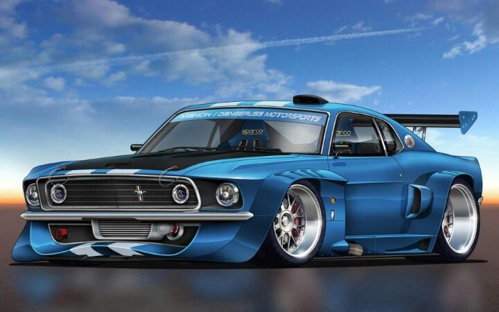 The best from Ford mustang                                                                                                                                                                                 Mais