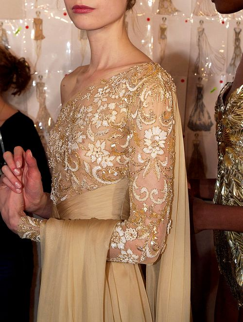 everythingasoiaf:      Gown for Margaery the Queen Consort          Zuhair Murad, Spring 2013