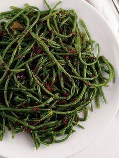 Zeytinyağlı deniz börülcesi Tarifi - Türk Mutfağı Yemekleri - Yemek Tarifleri