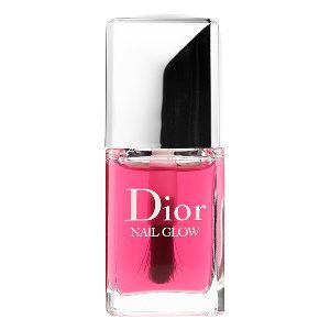 Dior - Nail Glow ... This is great for a nude nail. It really makes the tips whiter and nail beds pink with a slight gloss