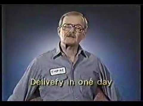 20 Classic Chicago TV Commercials - The Empire Carpet Man was played by Lynn Hauldren
