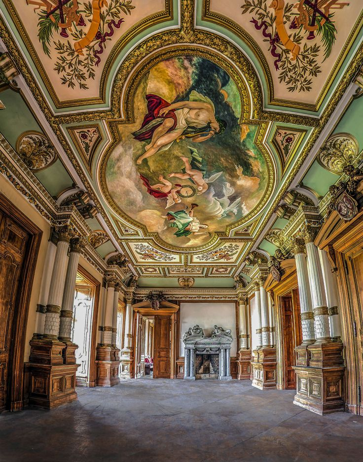 Roztoka it's the biggest baroque palace in Poland / Bucket list / Avesome Views / Travel / Favorite Place / Palace for sale