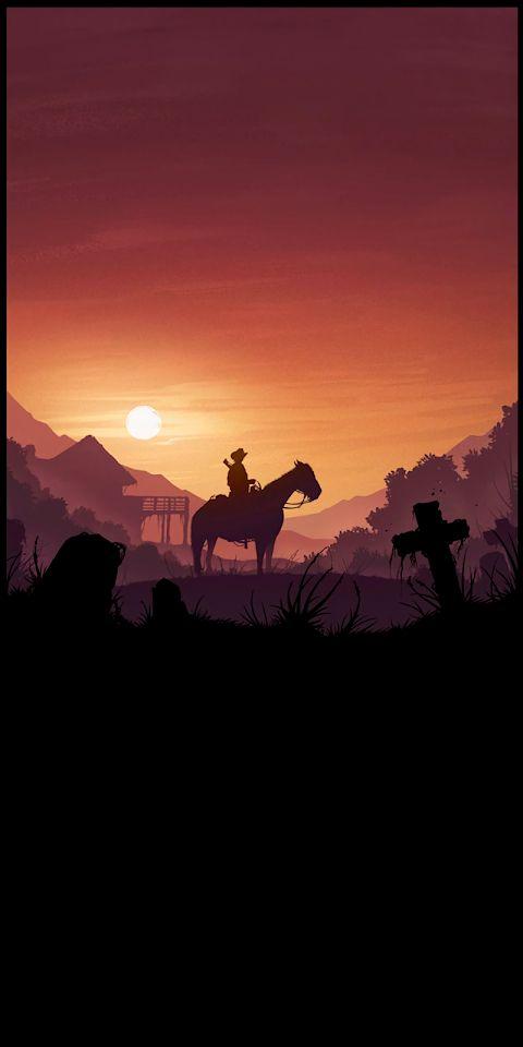 Red Dead Redemption 2 Red dead redemption artwork, Red