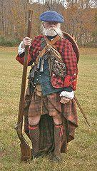 18th Century Long Hunting Clothing | Scotland - Tartans & Scottish Dress