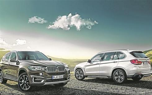 BMW X5 3.0 e i3 já estão no País   VeloxTV