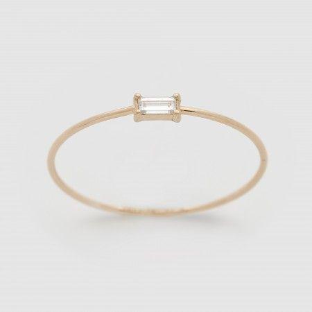 Vanrycke Georgia Ring (Rose Gold)
