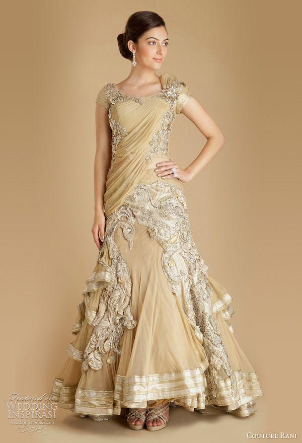Beautiful bridal lengha.........