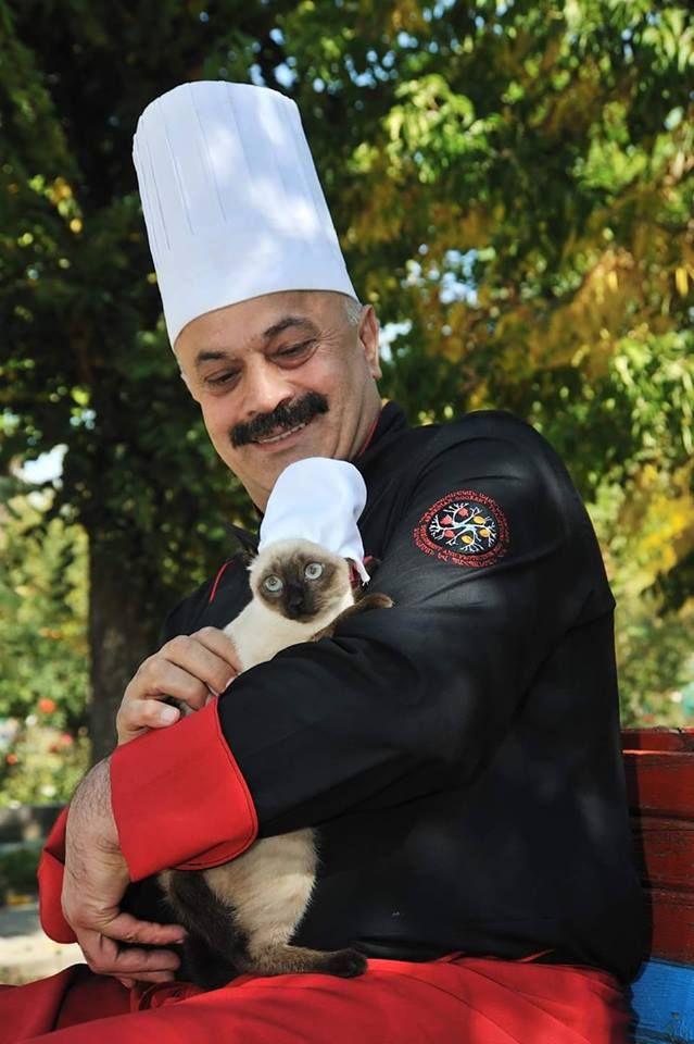 Chef Sedrak Mamulyan, wirtuoz z Armenii w Lublinie