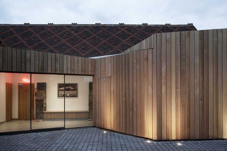 Centro Audiovisual Kino / Jonathan Dunn Architects