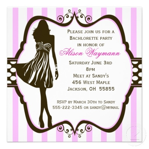 17 best Free Bachelorette Party Invites images – Bachelorette Party Invitations Free