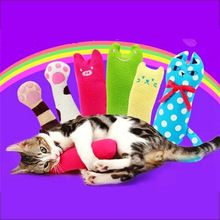 New Arrive Cat Toy Cat Claws Grinding Teeth Toy, Catnip Toys, Cat Pillow Pet Supplies IC882861(China (Mainland))