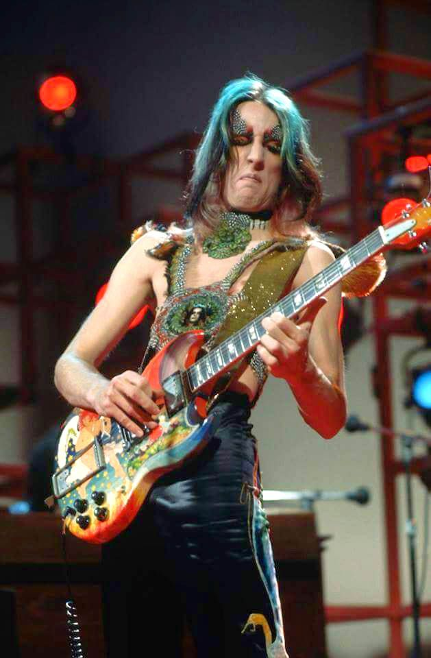 Todd Rundgren on NBC's The Midnight Special, aired December 7, 1973