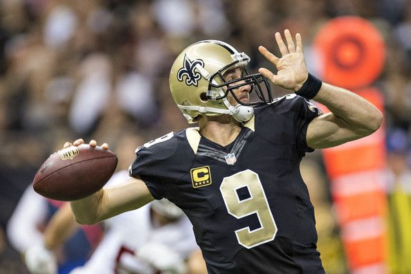 Drew Brees - San Francisco 49ers v New Orleans Saints