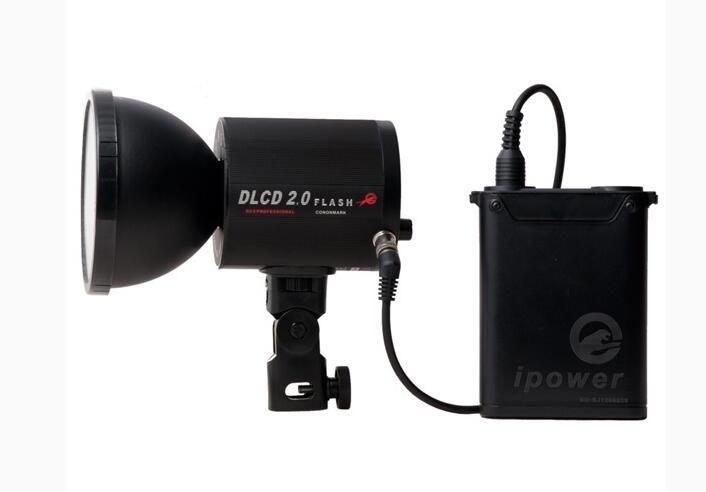 309.00$  Buy here - http://alim6e.worldwells.pw/go.php?t=32624249734 - CONONMARK  DL2.0 Kit 200W Compact 95*200mm Outdoor/Studio Strobe Flashlight for DSLR ,carmera,video light for wedding