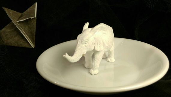 Check out this item in my Etsy shop https://www.etsy.com/listing/263234303/white-baby-elephant-with-gold-babymini