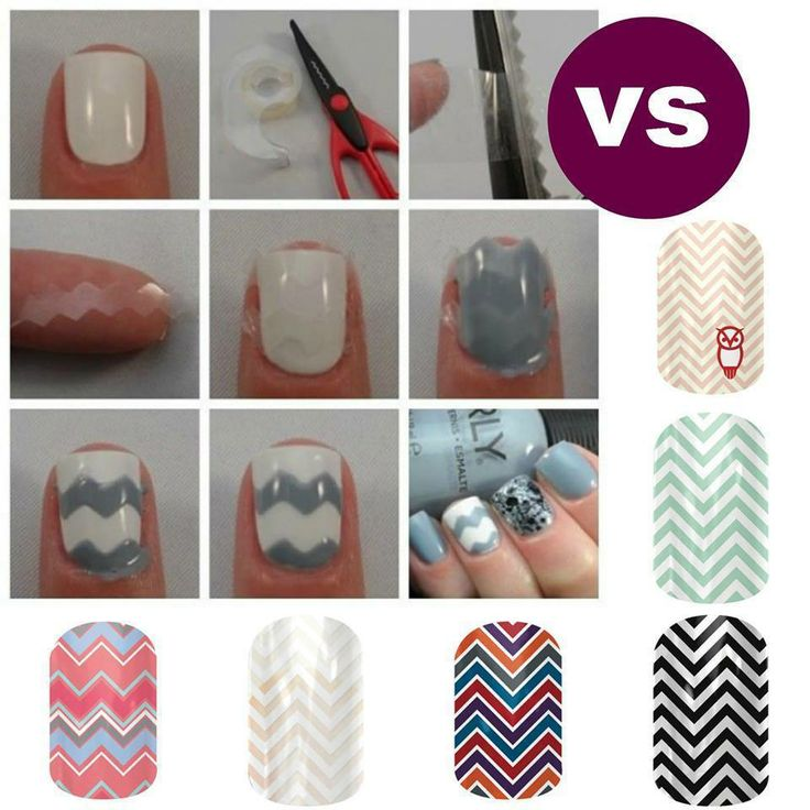 10 best press the easy button images on pinterest diy nails how to chevron i have tons of these scissors from when i was littleinking of all the cool designs i could do on my nails diy pattern nail polish with solutioingenieria Gallery