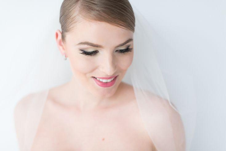 This years makeup wedding trends / Tohtoročné trendy v líčení od Perfect Day  photo: www.inspiredbylove.co hair & makeup: http://www.facebook.com/zuzana.sutjakova veil: www.weddingavenue.sk