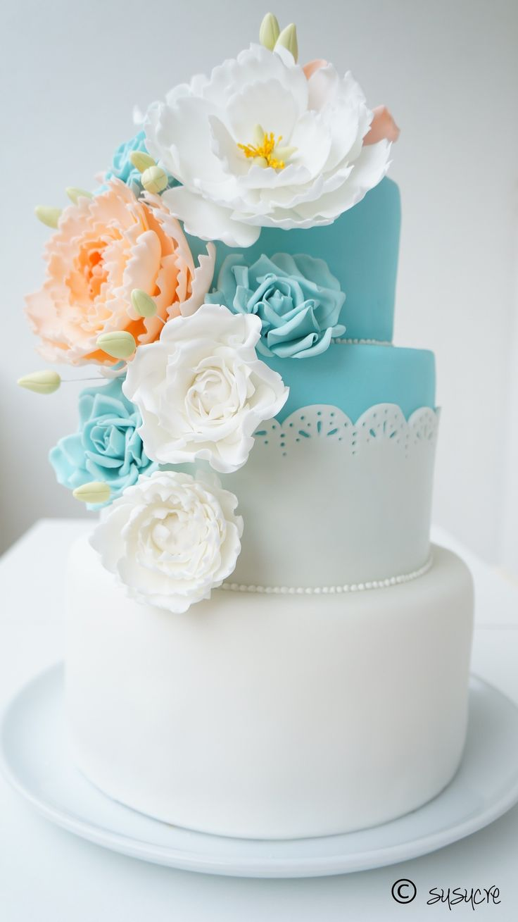 16 best Cakes images on Pinterest | Cake wedding, Sweet treats and ...