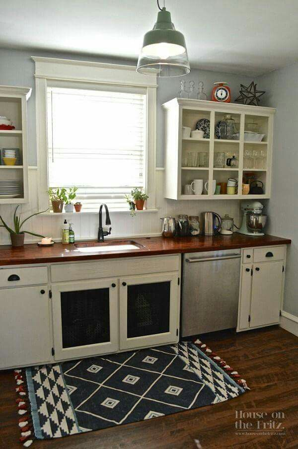45 Best Kitchen Cabinets Images On Pinterest Country