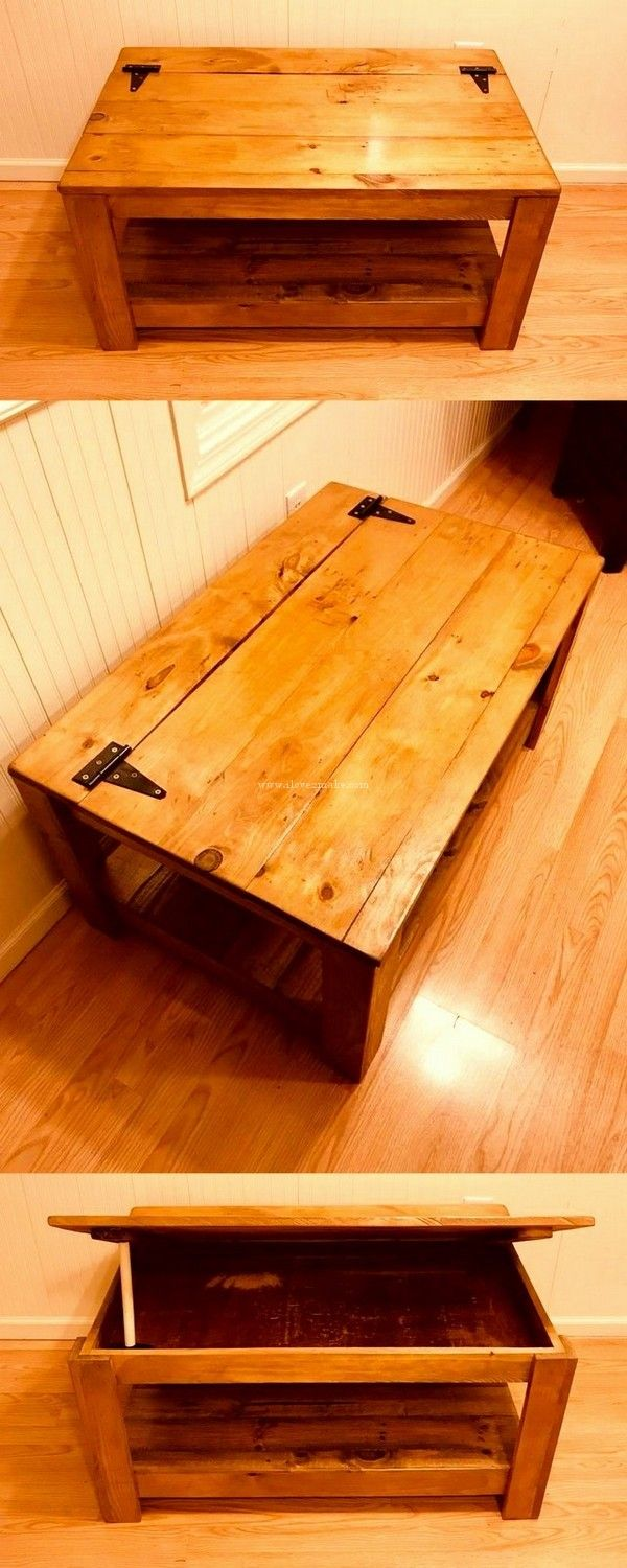 20+RE-PURPOSED DIY WOOD PALLET IDEAS TO RENOVATE ANY AREA