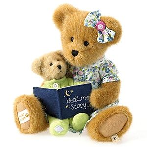 Boyds Bears - Mama and Lil' PJ